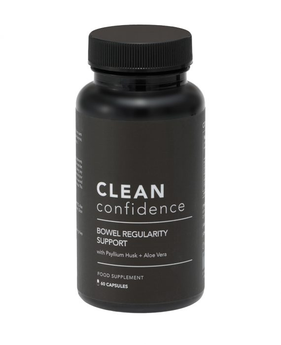 Clean Confidence Bowel Regularity Support - 60 Capsules