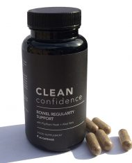 Clean Confidence Bowel Regularity Support – 60 Capsules