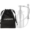 CLEAN Confidence Enema Pump Bottle 300ml Travel Kit