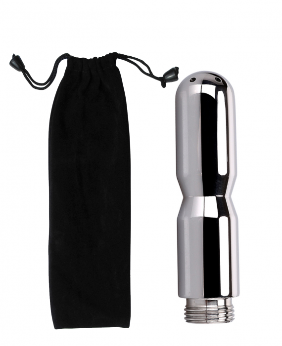 CLEAN Confidence Enema Shower Wand with Hour-Glass Head