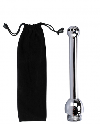 CLEAN Confidence Enema Shower Wand with Round Head