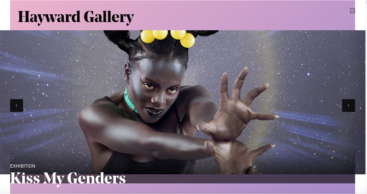 Kiss My Genders Exhibition